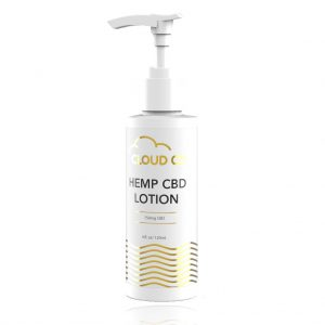 Hemp CBD Lotion Topical – 4 oz / 750mg