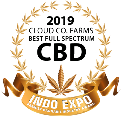 Best CBD Hemp Oil Winner 2019 Indo Awards Colorado